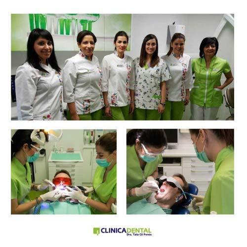 Nuestro equipo profesional de dentistas