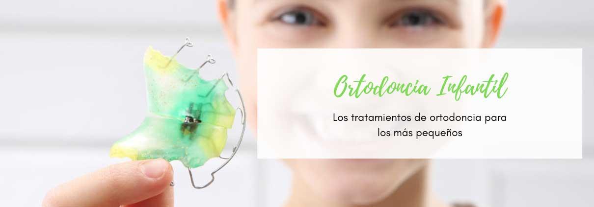 Clínica dentan el Zaragoza especialista en ortodoncia infantil.