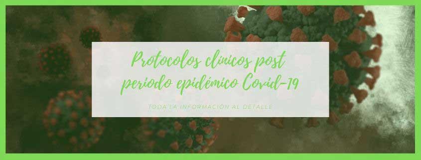 Protocolos clínicos covid-19
