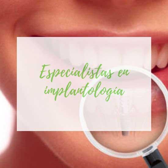 Implantes dentales en Zaragoza