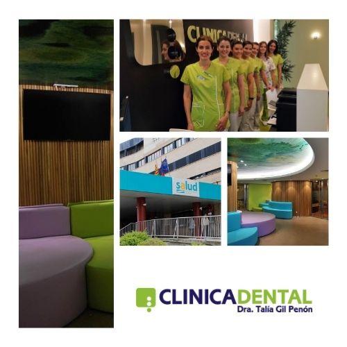Clínica dental anestesia general